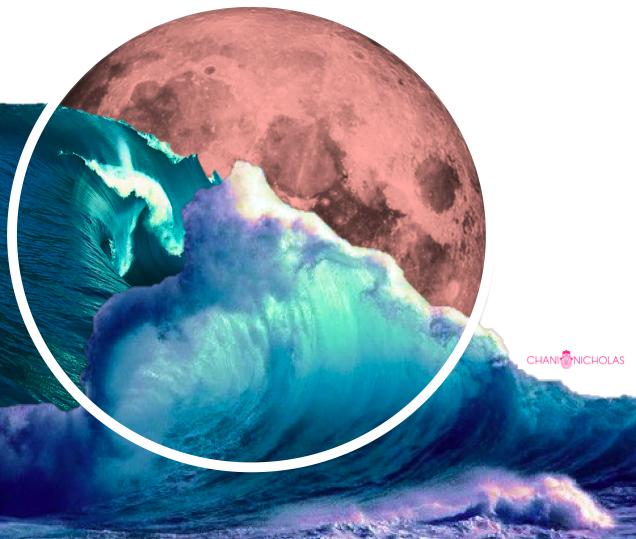 full moon pisces